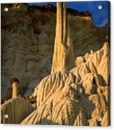 Wahweap Hoodoos At Dawn Acrylic Print