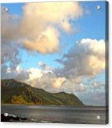 Waianae Coast Hawaii  Acrylic Print