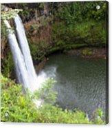 Wailua Falls, Kauai Acrylic Print
