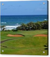 Wailua Golf Course - Hole 17 - 1 Acrylic Print