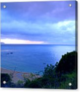 Waimea Bay Evening Acrylic Print