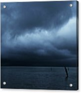 Waiting Out The Storm Acrylic Print