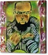 Wakabi Panther Pride Acrylic Print