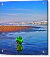 Waldport Oregon - Float The Ocean Acrylic Print