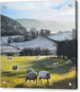 Wales. Acrylic Print