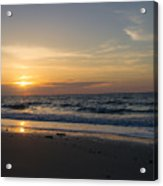 Walk On The Beach Acrylic Print