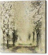 Walking Through A Dream IIi Acrylic Print