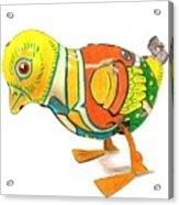 Walkingbird Acrylic Print