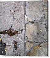 Walkways Acrylic Print