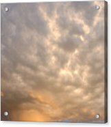 Wall Cloud Acrylic Print