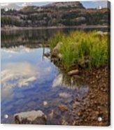 Wall Lake Acrylic Print