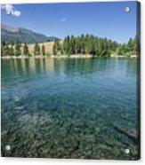 Wallowa Lake No.3 Acrylic Print