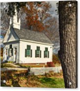 Walnut Grove Baptist Church1 Acrylic Print
