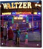 Waltzer Acrylic Print