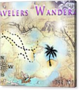 Wanderart Acrylic Print