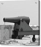 War Gun Acrylic Print