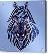 War Horse 3 Acrylic Print