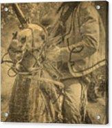 War Horse2 Acrylic Print