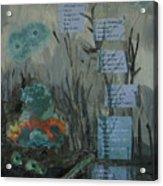 Vet Acrylic Print