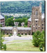War Memorial Lyon Hall Cornell University Ithaca New York 01 Acrylic Print