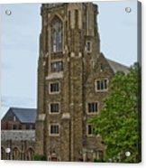 War Memorial Lyon Hall Cornell University Ithaca New York 03 Acrylic Print