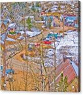 Ward Boulder County Colorado  Acrylic Print