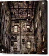Warehouse  Acrylic Print