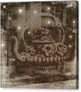 Warm Invite Acrylic Print