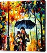 Warm Night Acrylic Print