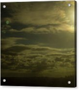 Warm Rhapsody Acrylic Print