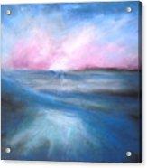 Warm Tides Acrylic Print