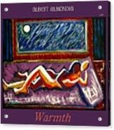 Warmth Acrylic Print