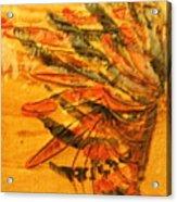 Warring Heart - Tile Acrylic Print