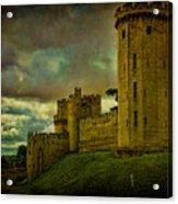 Warwick Castle Acrylic Print by Chris Lord