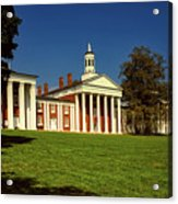 Washington And Lee University Acrylic Print