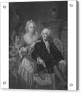 Washington At Home Acrylic Print