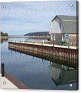 Washington Island Harbor 2 Acrylic Print