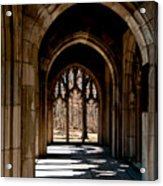 Washington Memorial Chapel Acrylic Print