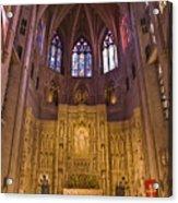 Washington National Cathedral IIi Acrylic Print