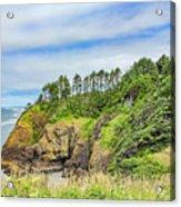 Washington State Coastline Acrylic Print