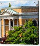 Washington State Historical Society Acrylic Print