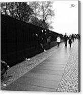 Washington Street Photography 3 Acrylic Print