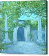 Washingtons Grave Acrylic Print
