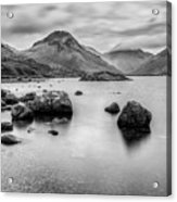 Wastwater Long Exp Acrylic Print