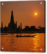 Wat Anun Temple Acrylic Print