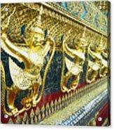 Wat Phra Keo (grand Palac Acrylic Print