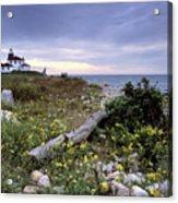 Watch Hill Lighthouse - Fm000062 Acrylic Print