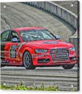 Watch Out Audi  Acrylic Print