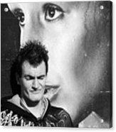 Watching Over You Craig 2 Acrylic Print