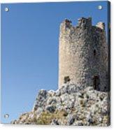 Watchtower Of Heaven 2  Acrylic Print
